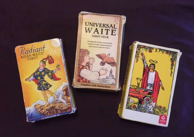 Let's Talk Tarot