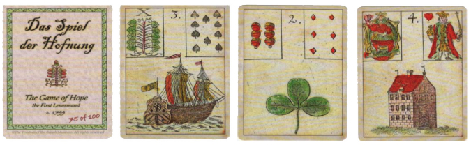 What is Lenormand?