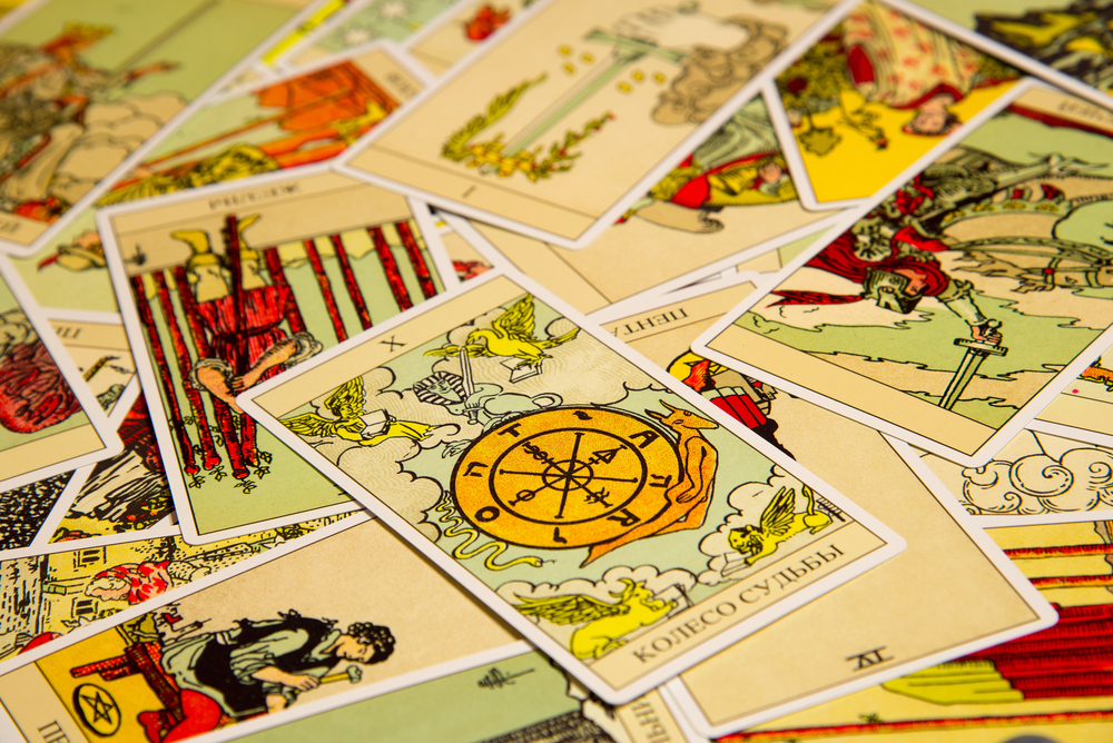 Tarot Course 8 Week