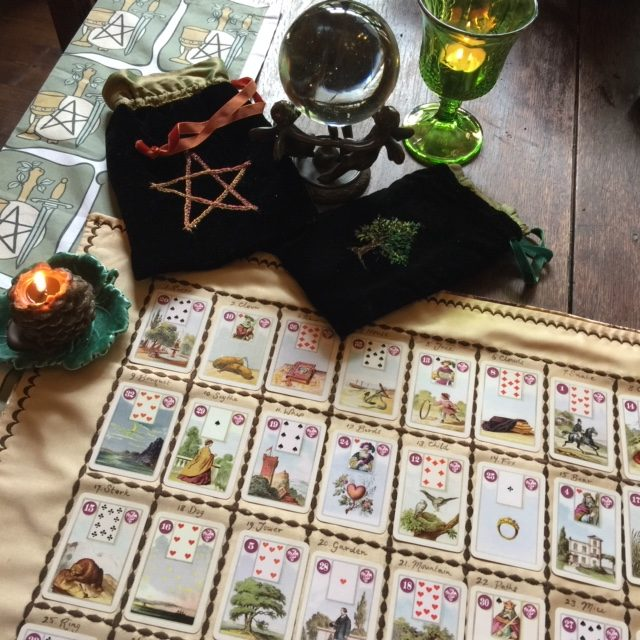 Advanced Lenormand 4 week online course